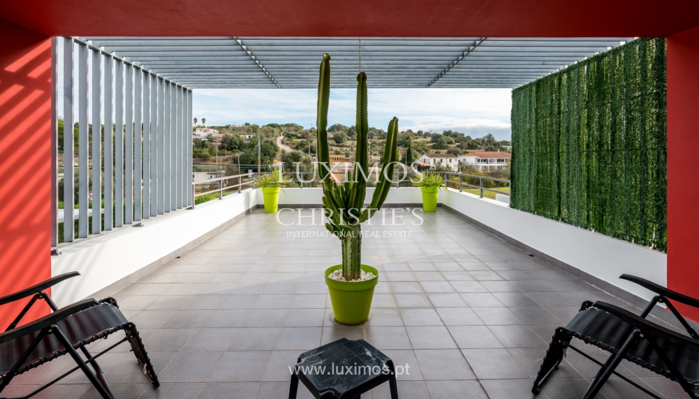 Verkauf von Villa mit Pool in Porches, Lagoa, Algarve, Portugal_127078