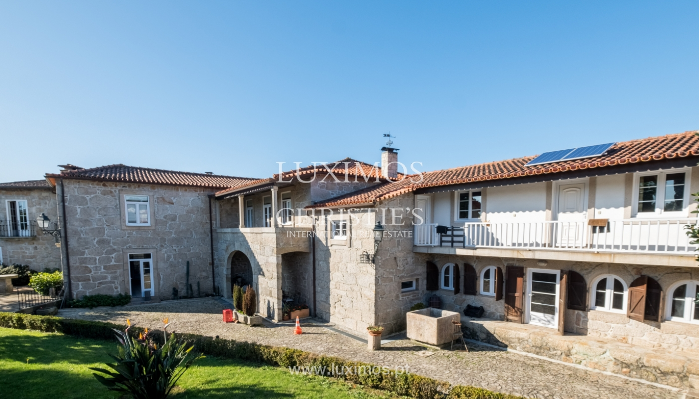 Small farm with 3 houses, pool and orchard, Vila do Conde, Portugal_127108