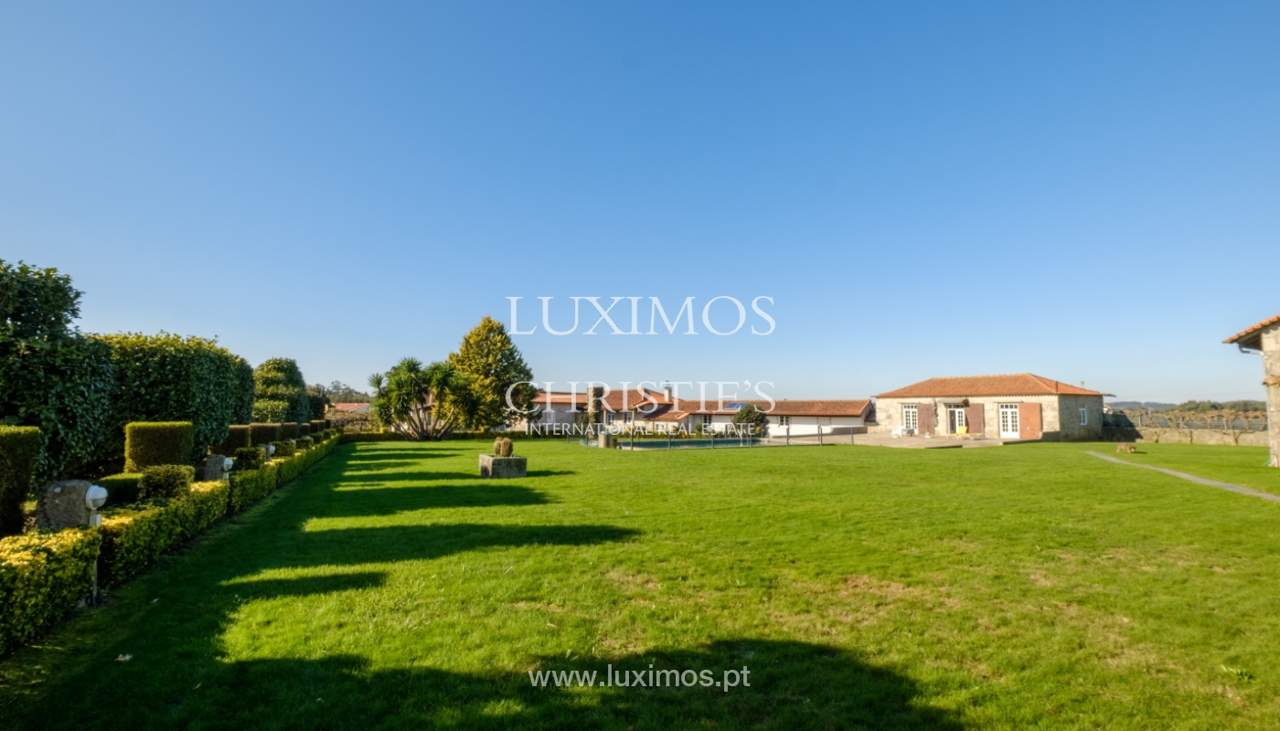 Small farm with 3 houses, pool and orchard, Vila do Conde, Portugal_127110