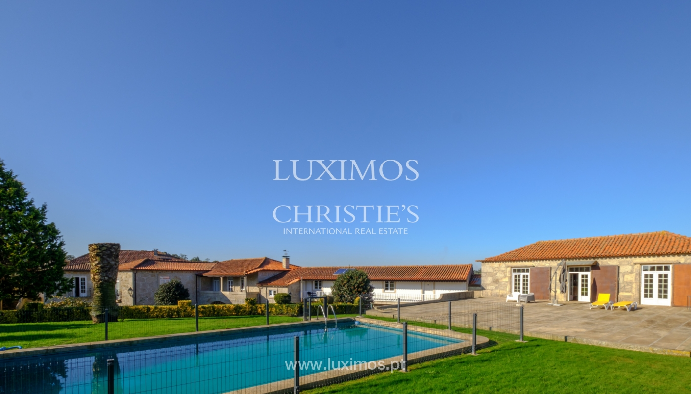 Small farm with 3 houses, pool and orchard, Vila do Conde, Portugal_127112