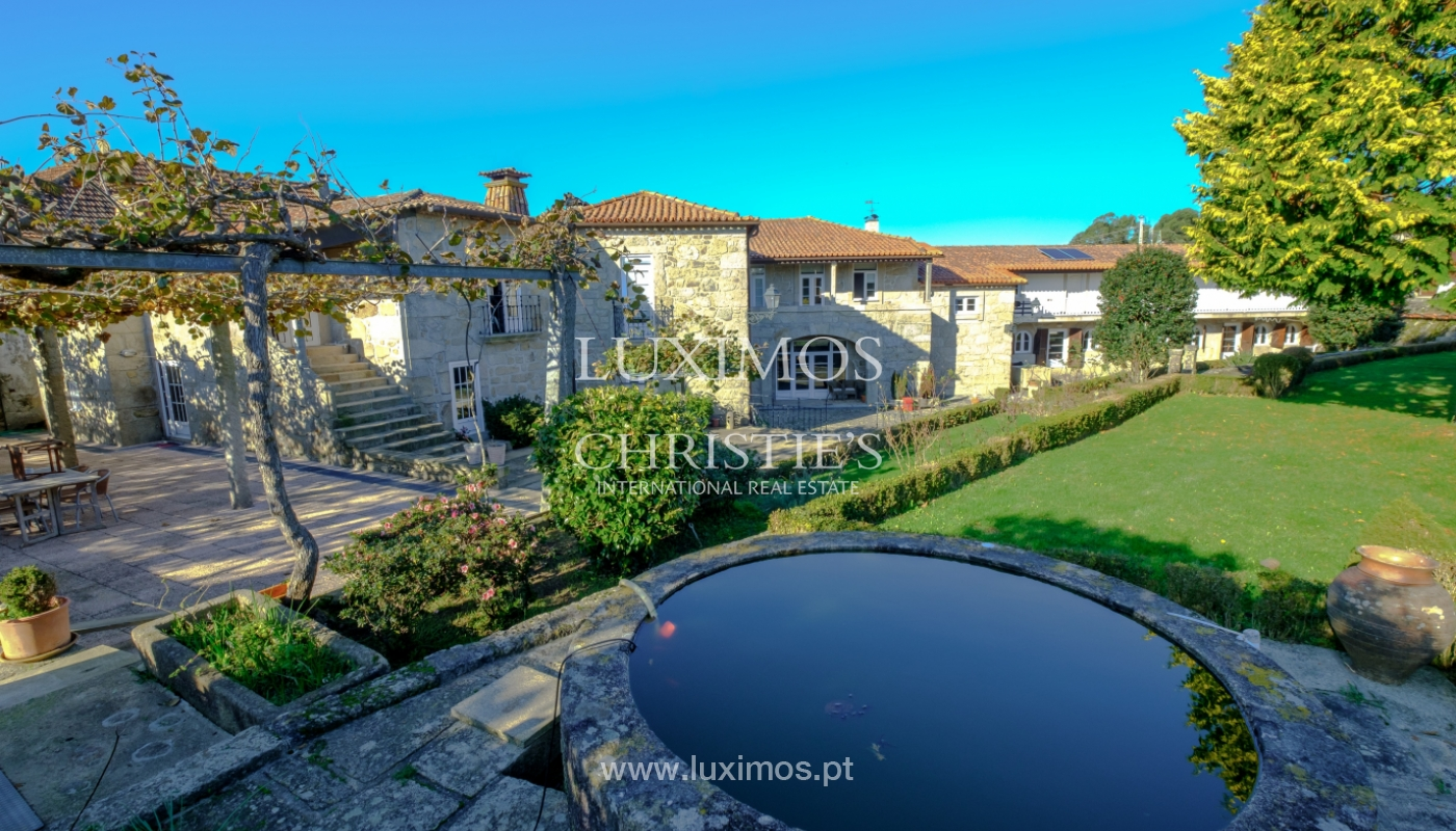 Small farm with 3 houses, pool and orchard, Vila do Conde, Portugal_127126