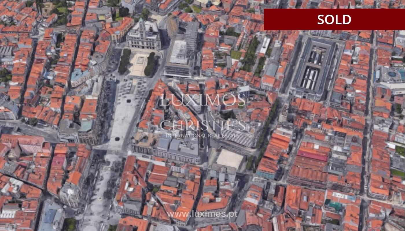 Venda de 3 prédios para reconstruir em localização prime, no Porto_127158