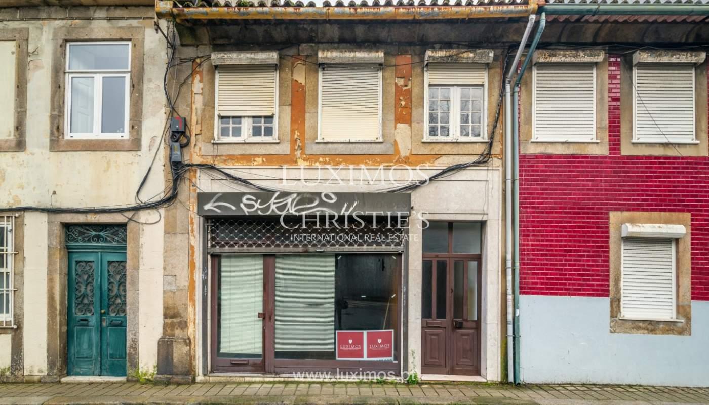 Verkauf der Villa zum Umbau mit Terrasse, Porto, Portugal_127665