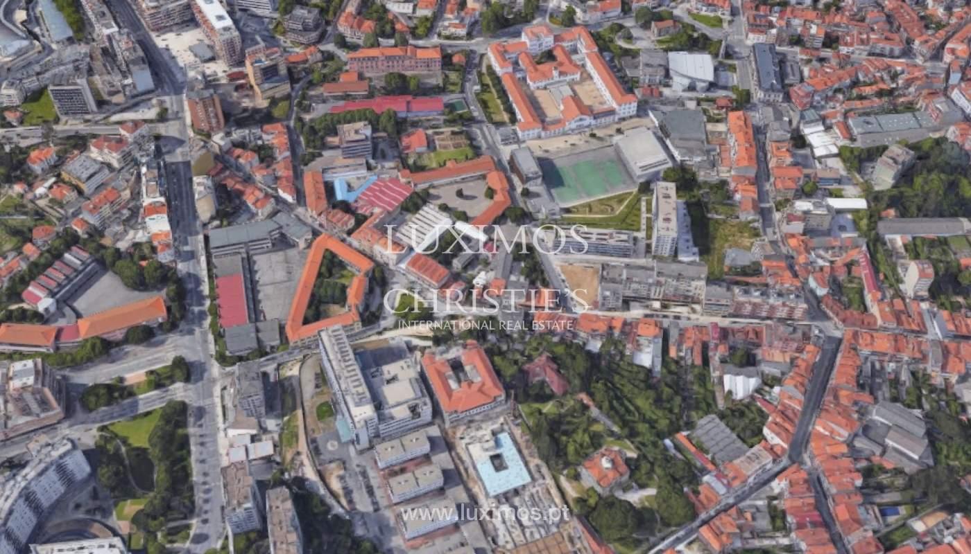 Verkauf der Villa zum Umbau mit Terrasse, Porto, Portugal_127690