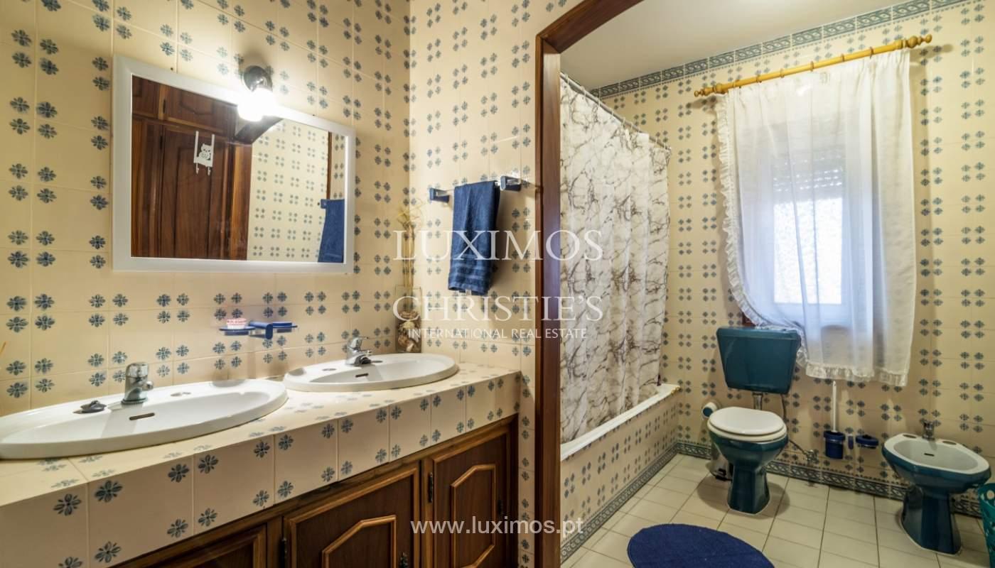 Villa à vendre avec piscine, en 1ère ligne de mer, Mindelo, Portugal_127704