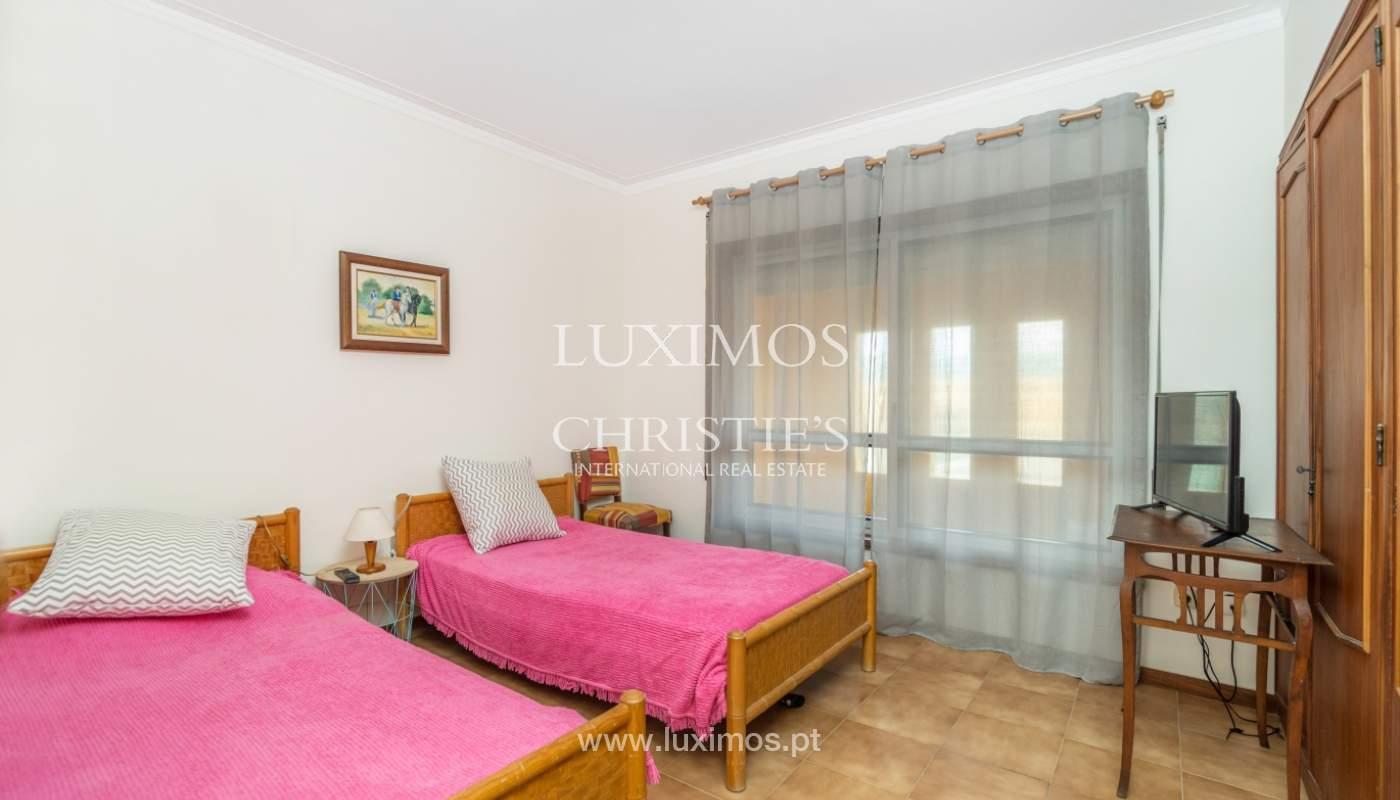 Villa à vendre avec piscine, en 1ère ligne de mer, Mindelo, Portugal_127709