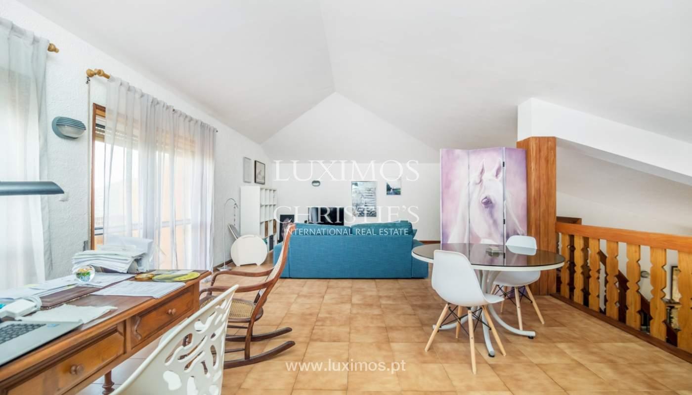 Villa à vendre avec piscine, en 1ère ligne de mer, Mindelo, Portugal_127714