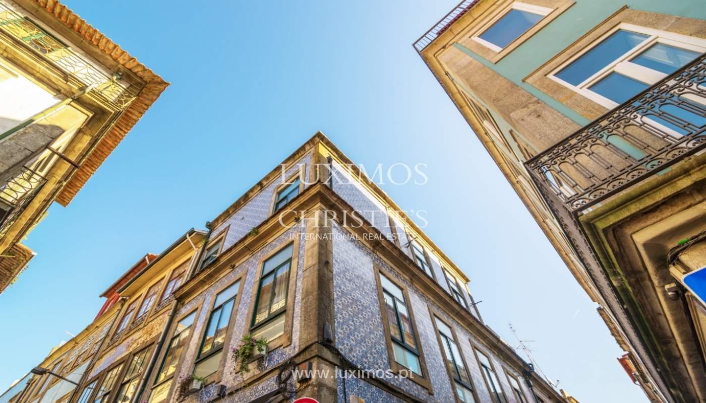 Venta de edificio en el centro histórico de Oporto, Portugal_127740