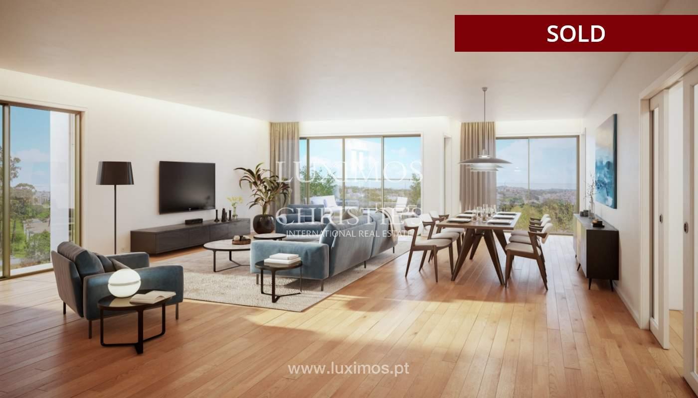 Verkauf der neuen Wohnung T3 mit Balkon, Pinhais da Foz, Porto, Portugal_127750