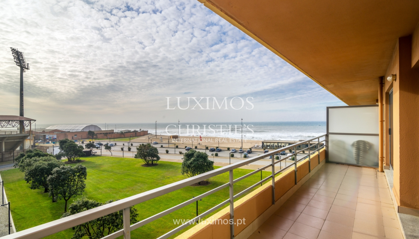 Sale of modern apartment with ocean views, Póvoa de Varzim, Portugal_128175