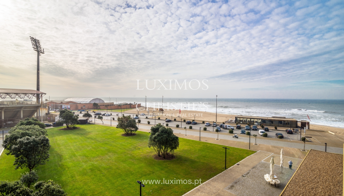 Sale of modern apartment with ocean views, Póvoa de Varzim, Portugal_128177