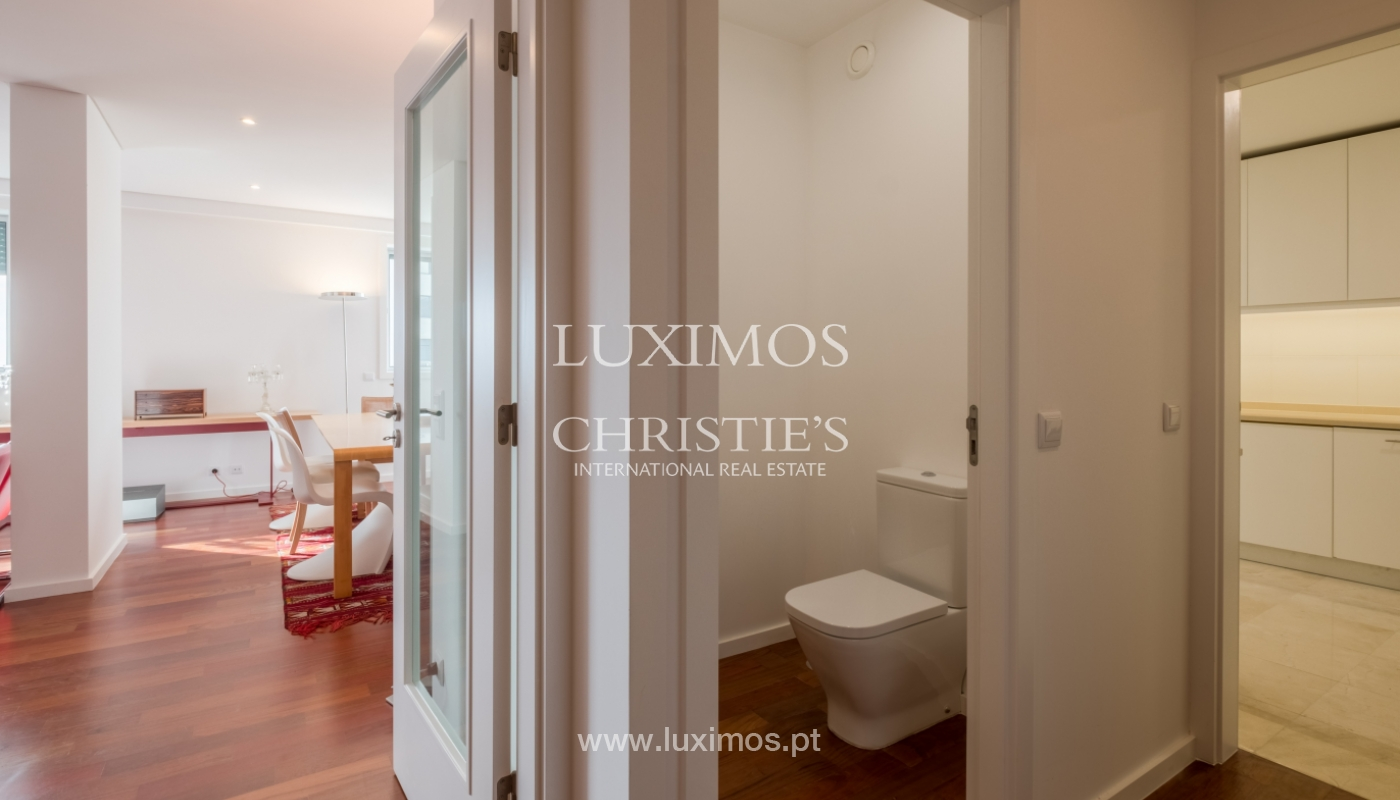 Apartamento nuevo y moderno, en venta en Porto, cerca Boavista, Portugal_128404