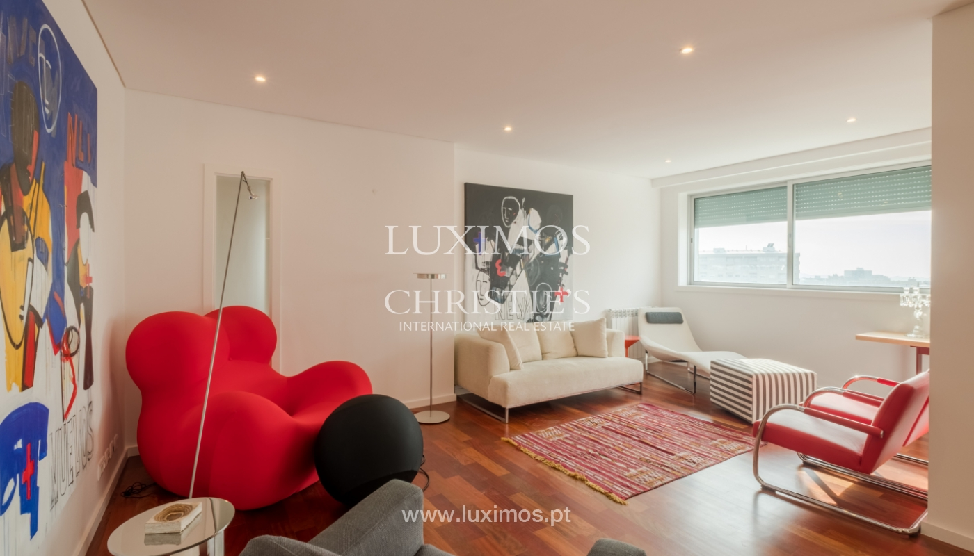 Apartamento nuevo y moderno, en venta en Porto, cerca Boavista, Portugal_128415