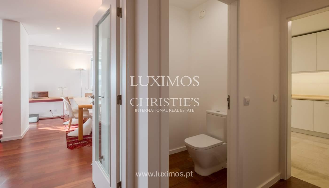 Appartement neuf et moderne, à vendre à Porto, près Boavista, Portugal_129049