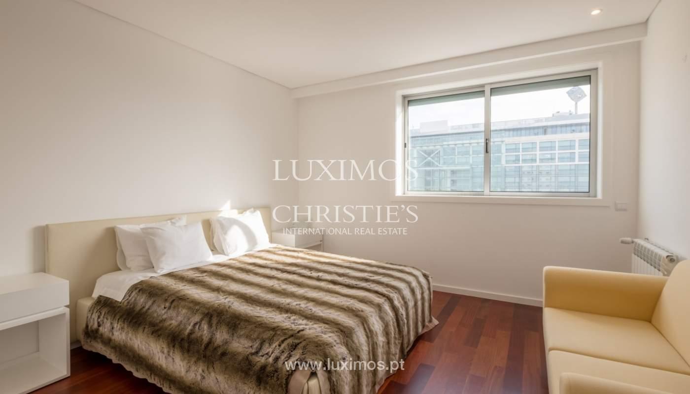 Appartement neuf et moderne, à vendre à Porto, près Boavista, Portugal_129073