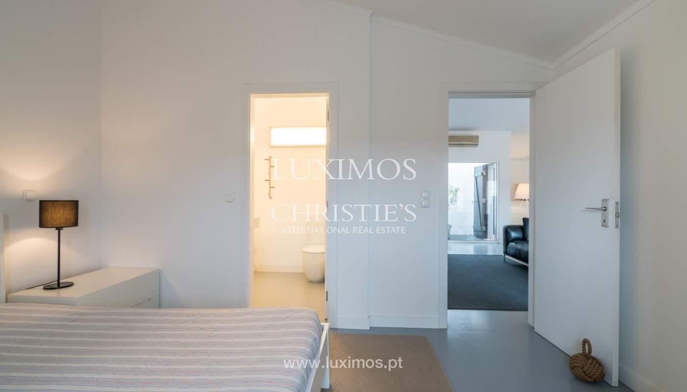 Venta de villa en condominio cerrado en Vilamoura, Algarve, Portugal_129336