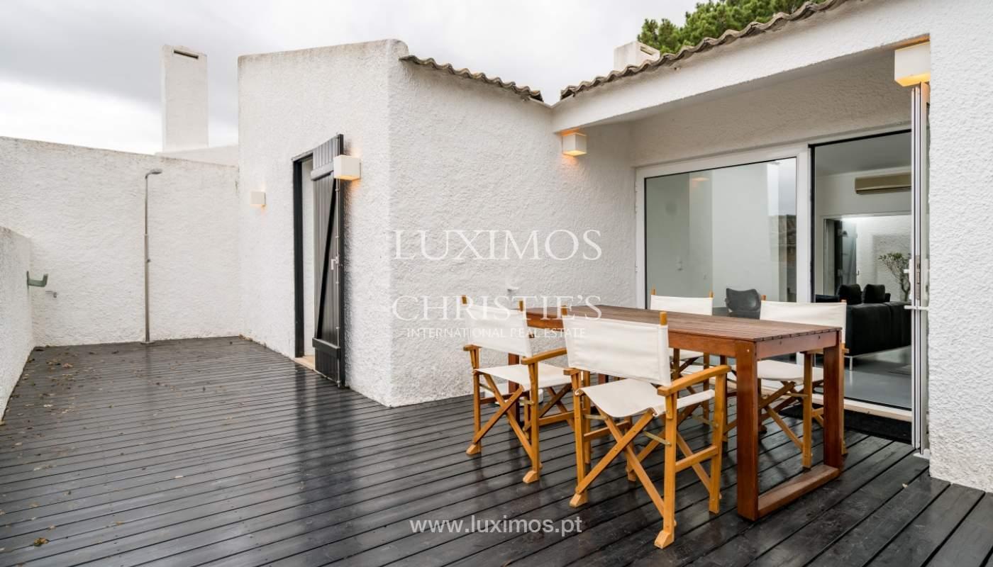 Venta de villa en condominio cerrado en Vilamoura, Algarve, Portugal_129339