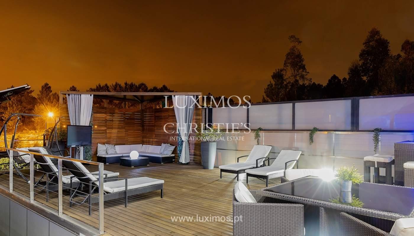 Moradia luxo com piscina interior e vistas para a serra, Paredes_129350