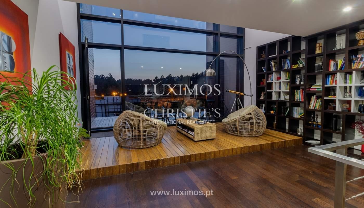Moradia luxo com piscina interior e vistas para a serra, Paredes_129362