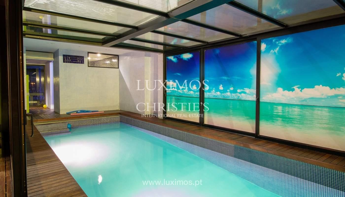 Moradia luxo com piscina interior e vistas para a serra, Paredes_129363