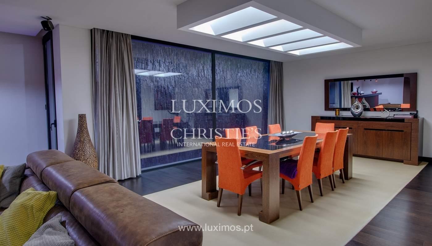 Moradia luxo com piscina interior e vistas para a serra, Paredes_129364