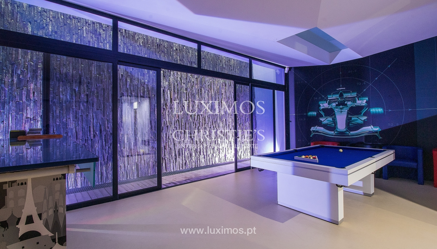 Moradia luxo com piscina interior e vistas para a serra, Paredes_129369