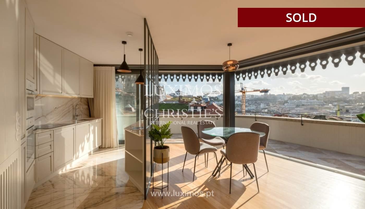 Venta de ático de lujo en el centro de Oporto, Portugal_129382