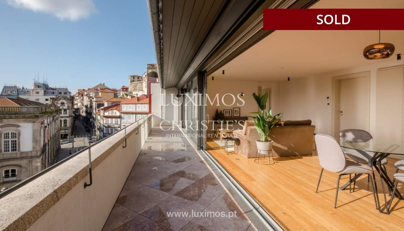 Venta de ático de lujo en el centro de Oporto, Portugal_129390