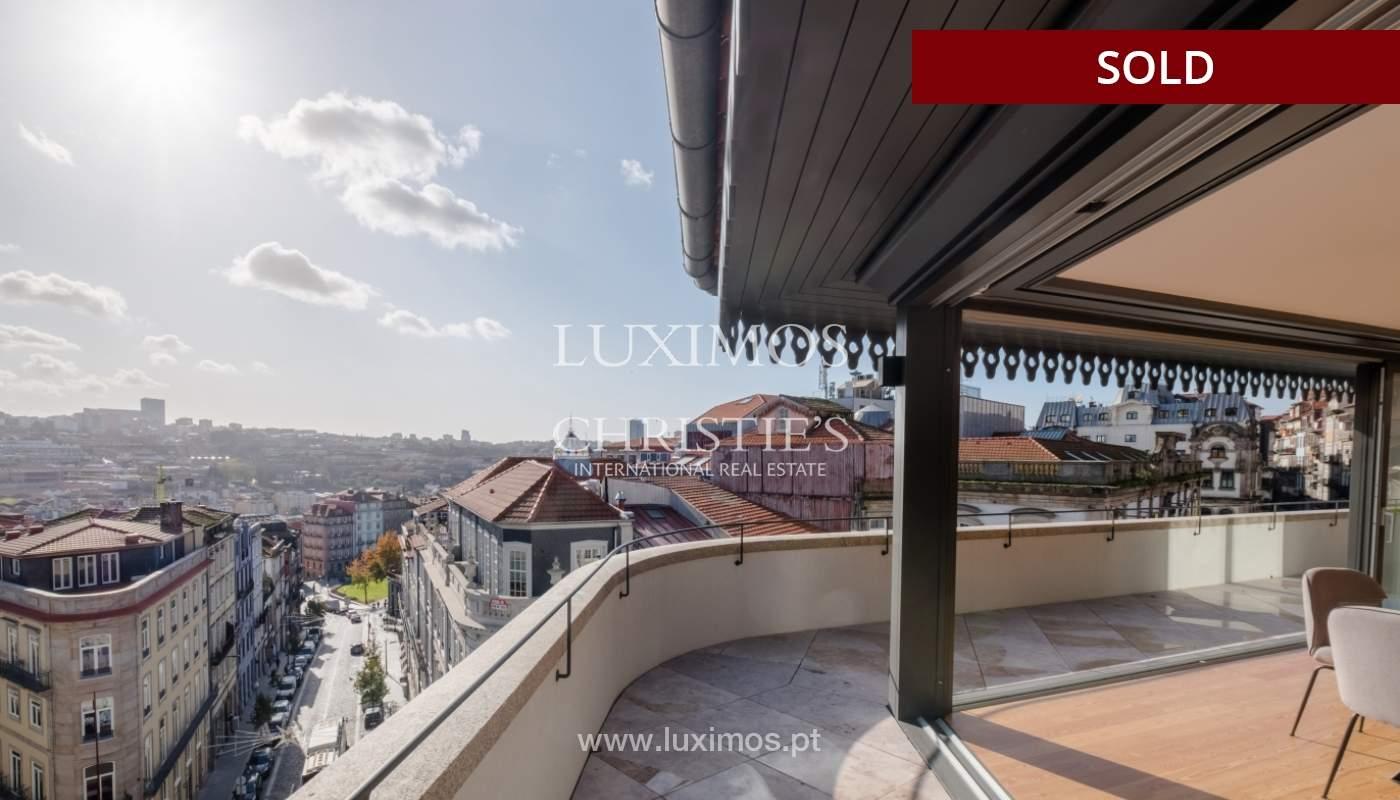 Venta de ático de lujo en el centro de Oporto, Portugal_129392