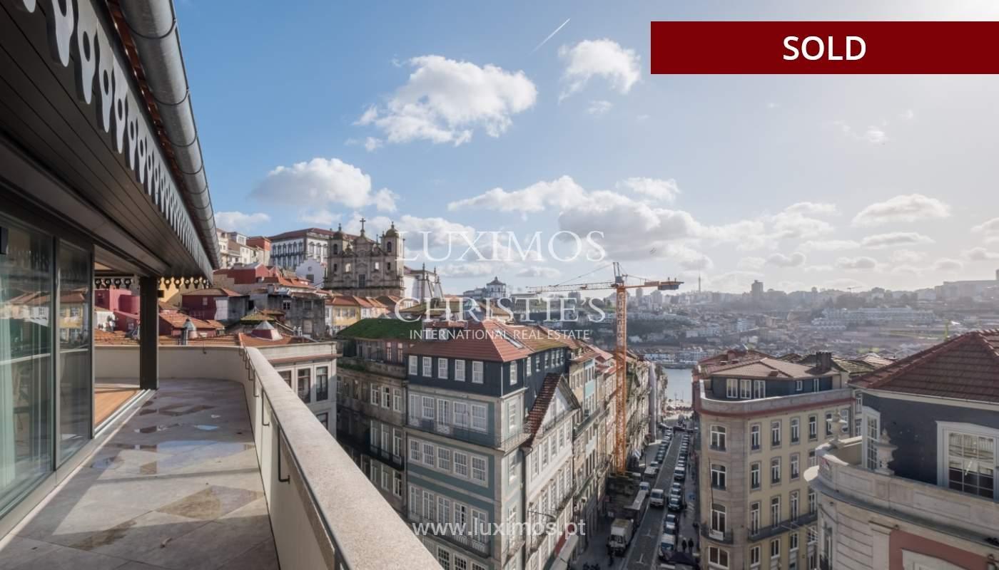 Venta de ático de lujo en el centro de Oporto, Portugal_129393