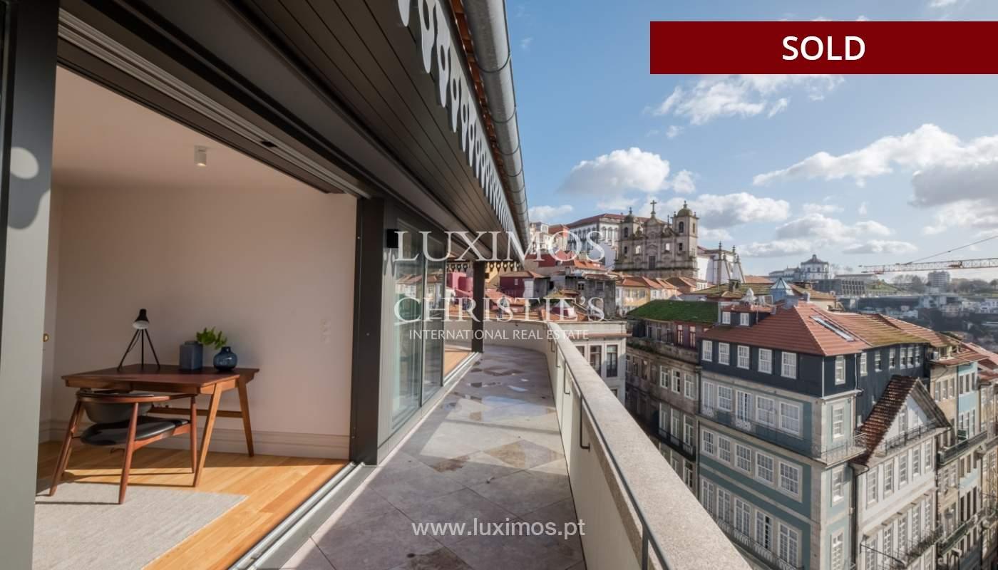 Venta de ático de lujo en el centro de Oporto, Portugal_129394