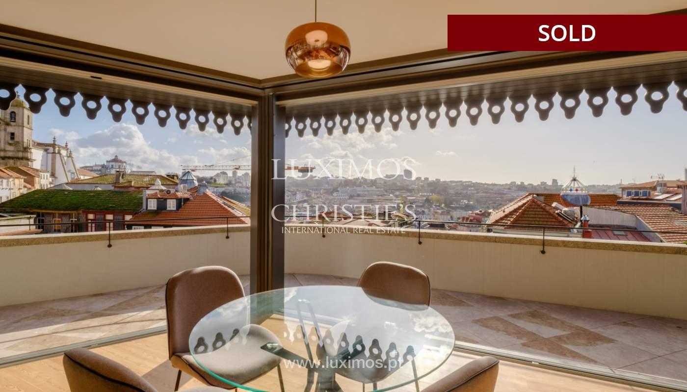 Venta de ático de lujo en el centro de Oporto, Portugal_129403