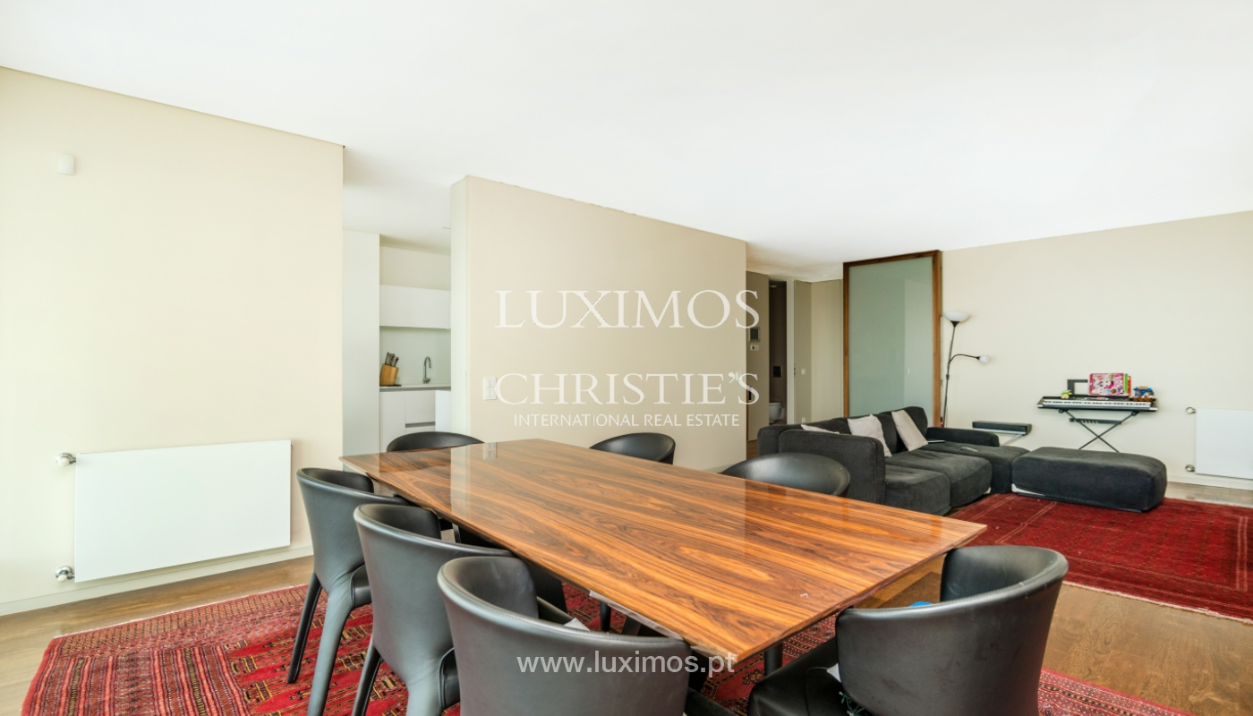 Luxury apartment with sea views, Foz do Douro, Portugal_129428