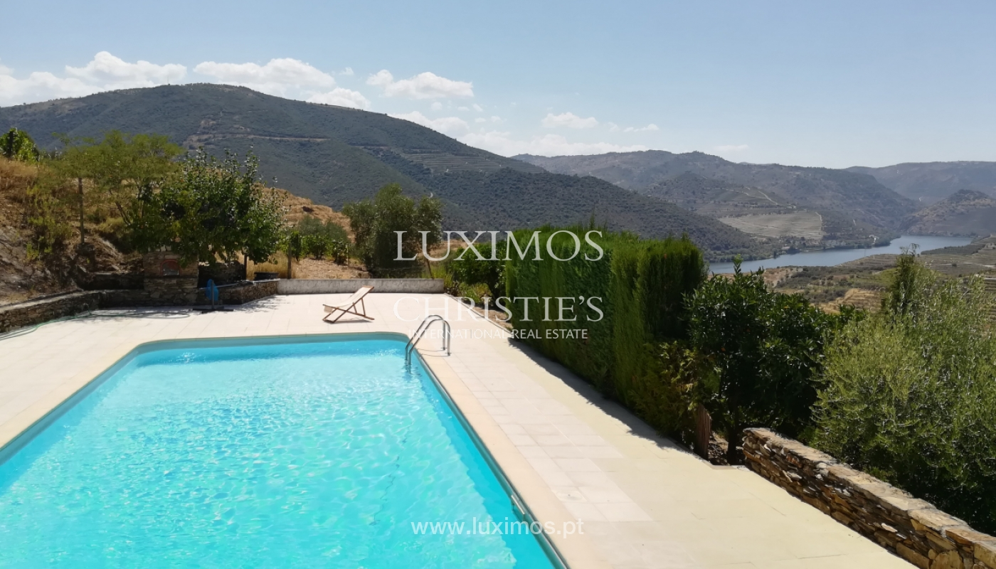 House with views to Douro river, Douro Demarcated Region, Portugal_129434