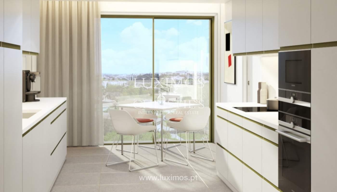 Vente appartement neuf T3 avec balcon, Pinhais da Foz, Porto, Portugal_129437