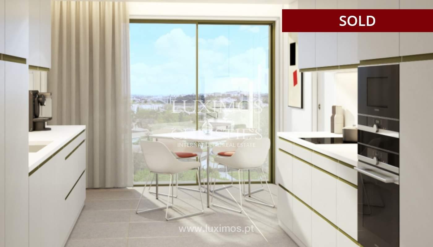 Verkauf der neuen Wohnung T1 mit Balkon, Pinhais Foz, Porto, Portugal_129448