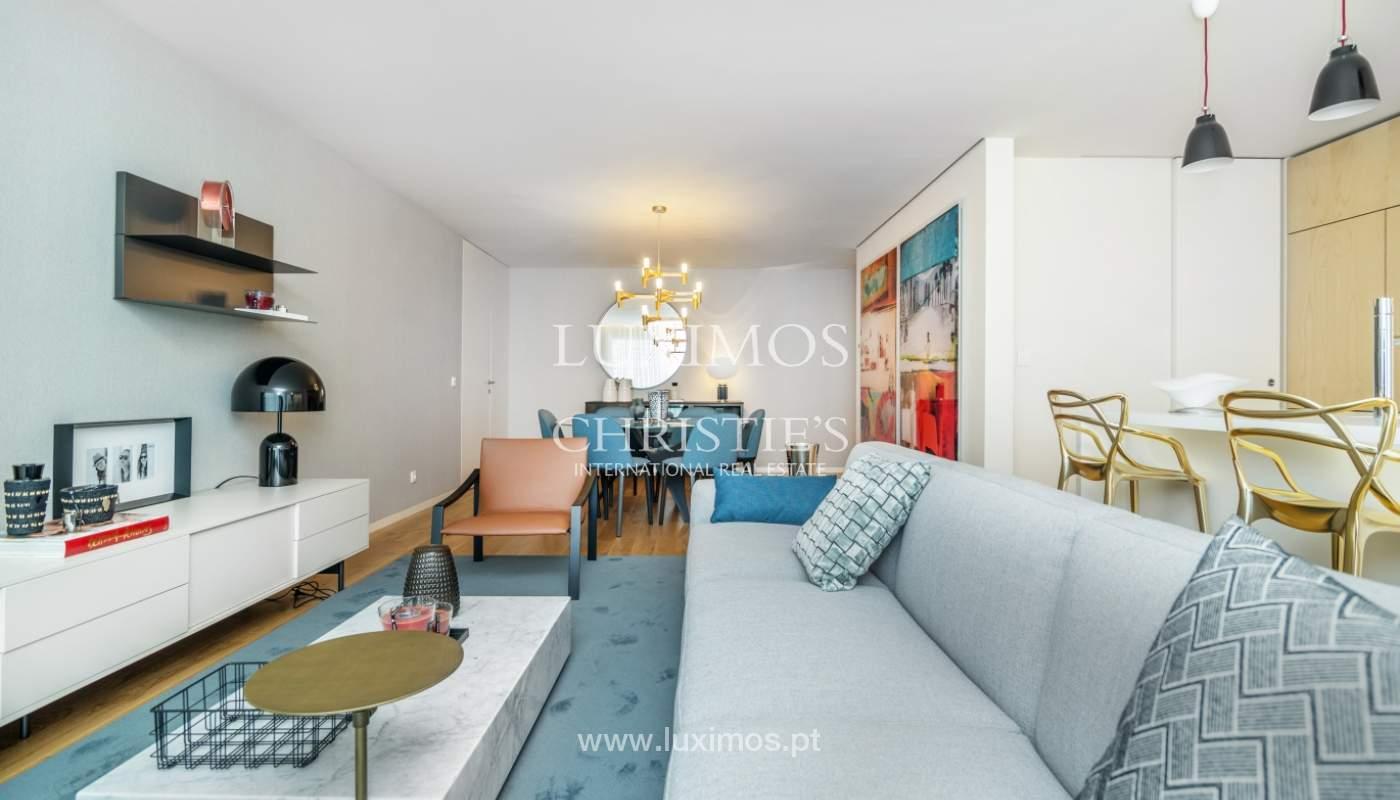 Wohnung neu und modern, die Aussicht, am Fluss, V. N. Gaia, Porto, Portugal _129604