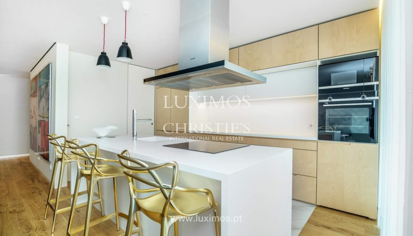 Wohnung neu und modern, die Aussicht, am Fluss, V. N. Gaia, Porto, Portugal _129605
