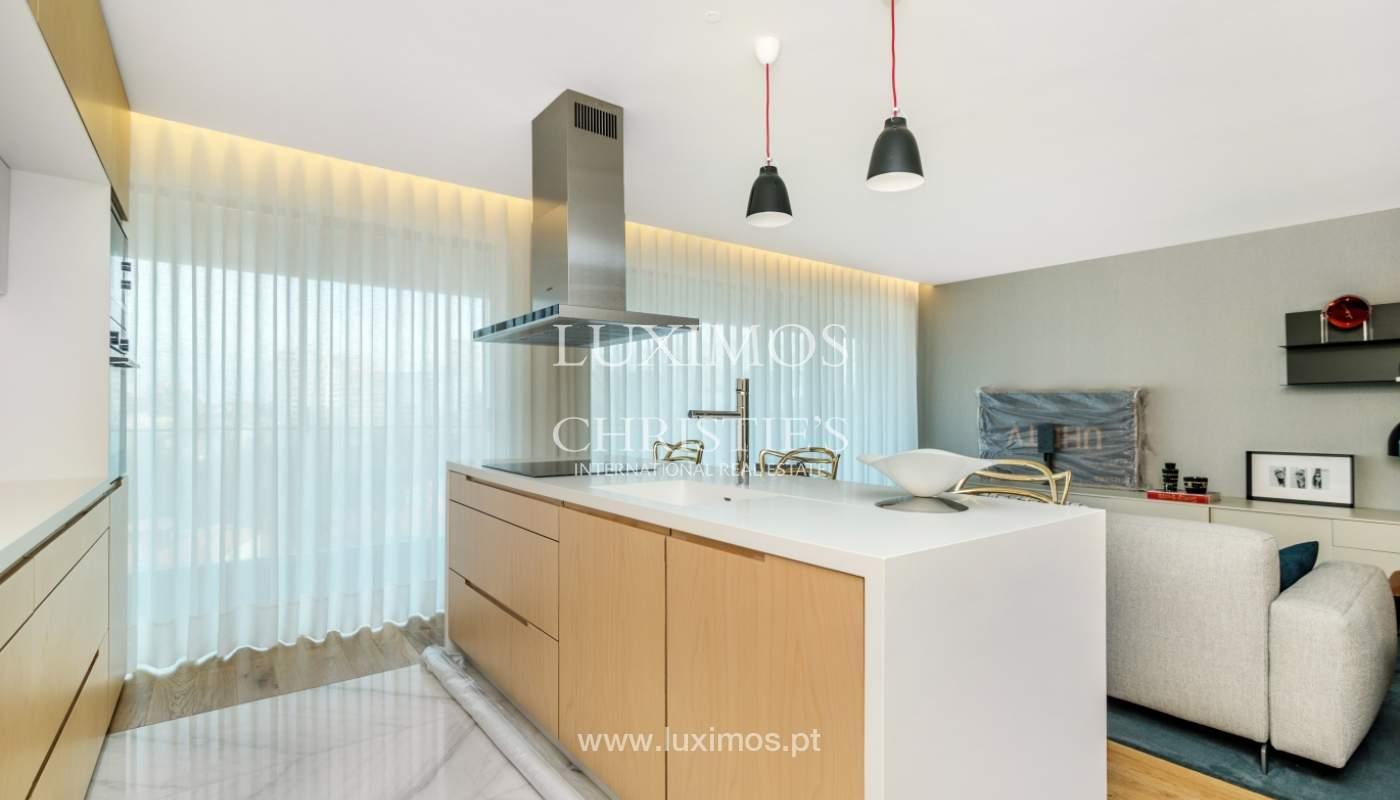Wohnung neu und modern, die Aussicht, am Fluss, V. N. Gaia, Porto, Portugal _129608