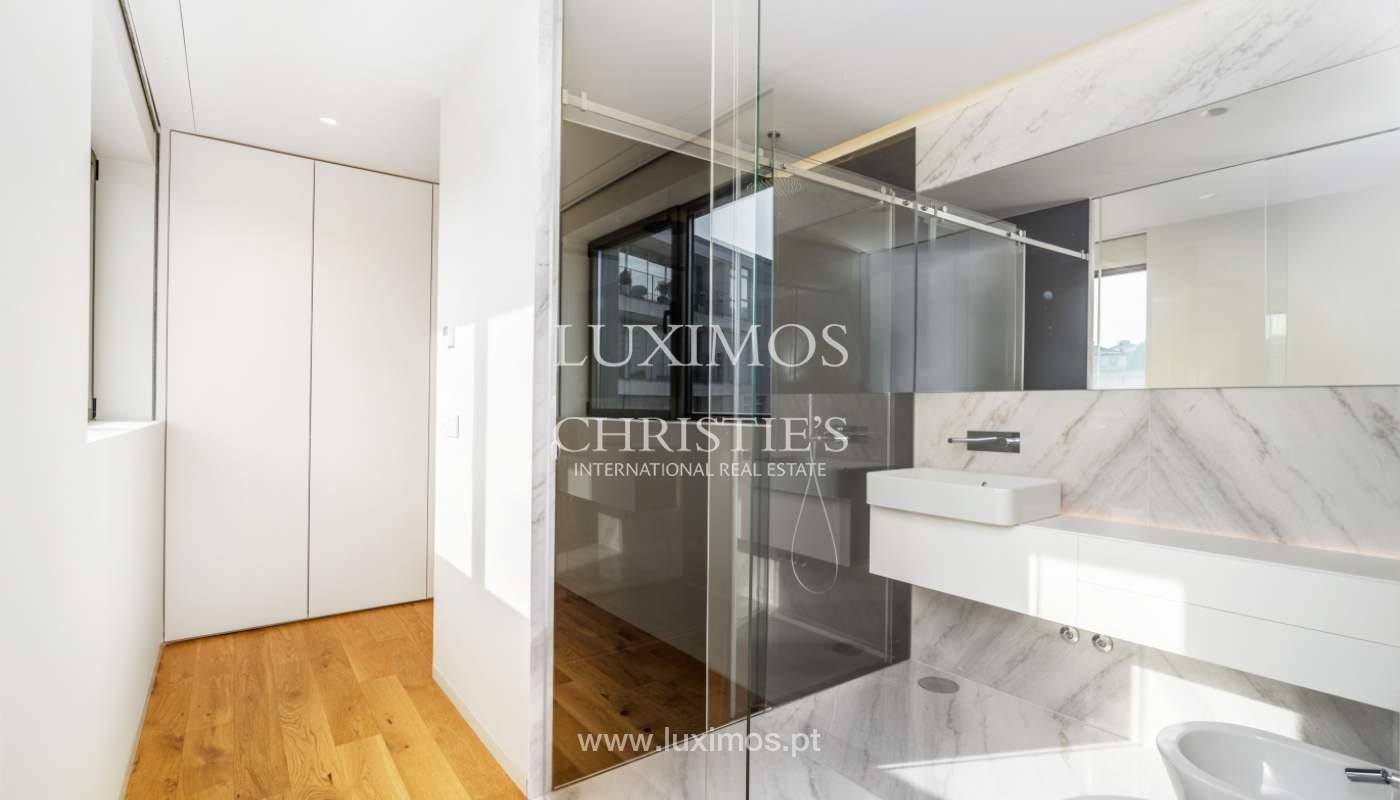 Wohnung neu und modern, die Aussicht, am Fluss, V. N. Gaia, Porto, Portugal _129612