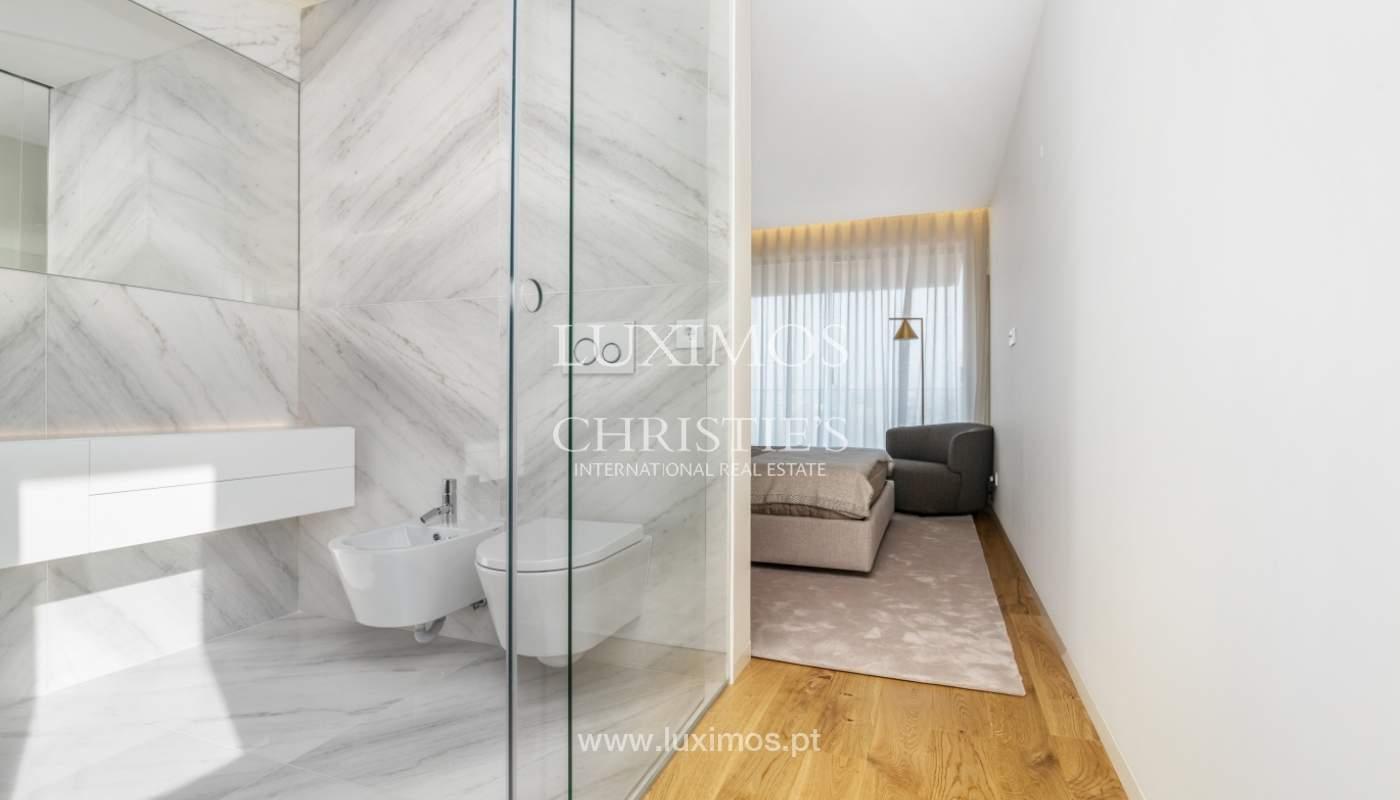 Wohnung neu und modern, die Aussicht, am Fluss, V. N. Gaia, Porto, Portugal _129615