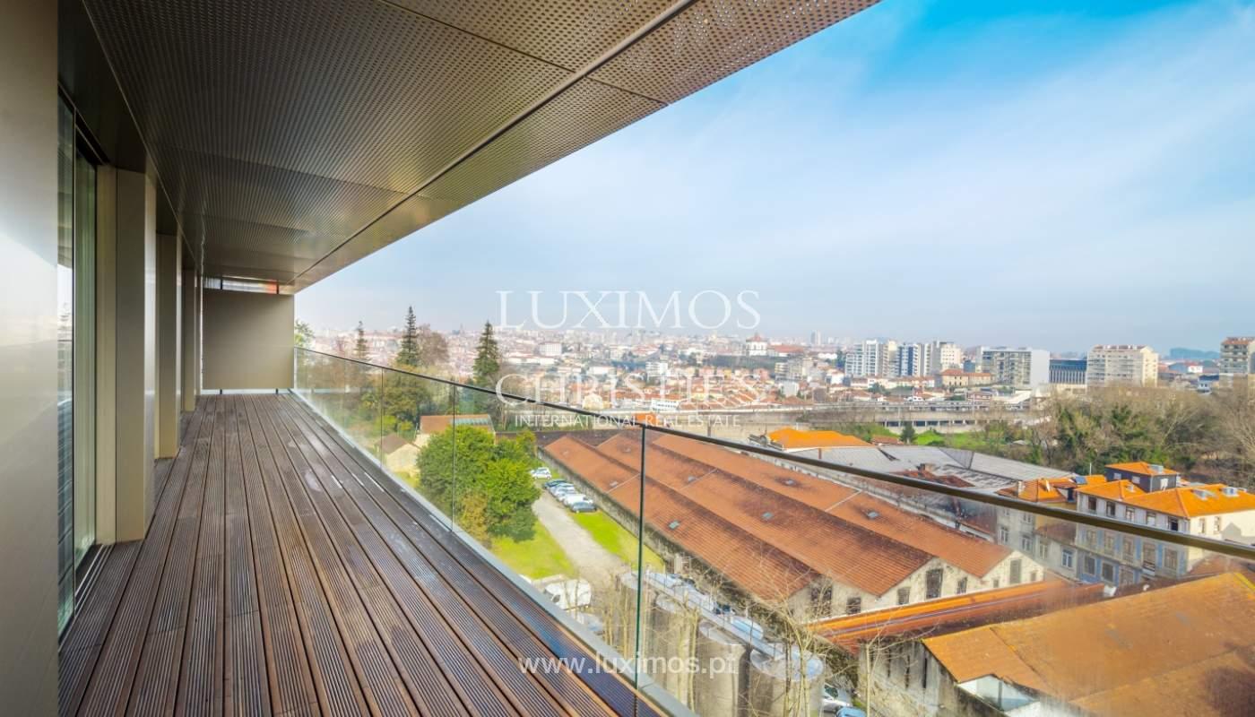 Wohnung neu und modern, die Aussicht, am Fluss, V. N. Gaia, Porto, Portugal _129621