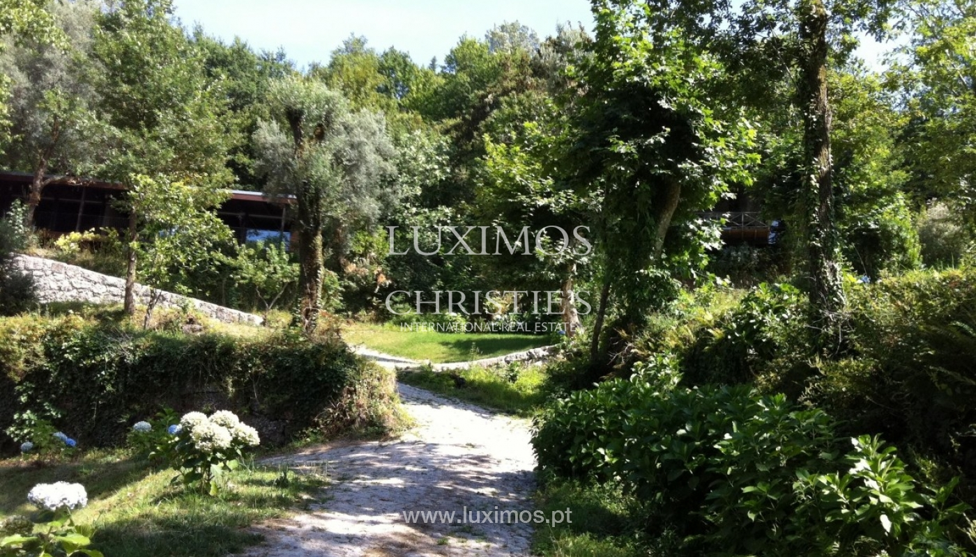 Country house with river and mountain views, Vieira do Minho, Portugal_12980