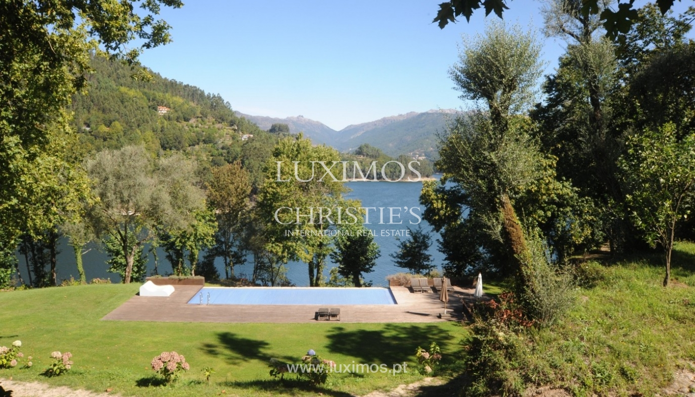Country house with river and mountain views, Vieira do Minho, Portugal_12988