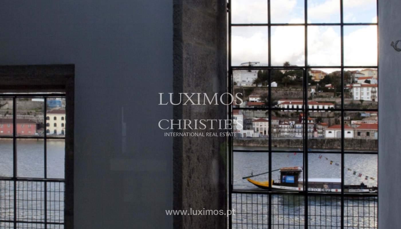 Apartamento nuevo con terraza y vistas al río, V.N.Gaia, Portugal_130871