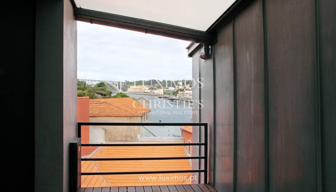 Apartamento nuevo con terraza y vistas al río, V.N.Gaia, Portugal_130875