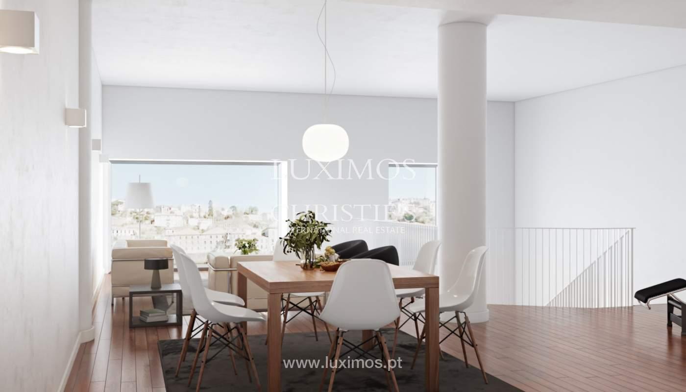 Apartamento nuevo con terraza y vistas al río, V.N.Gaia, Portugal_131057