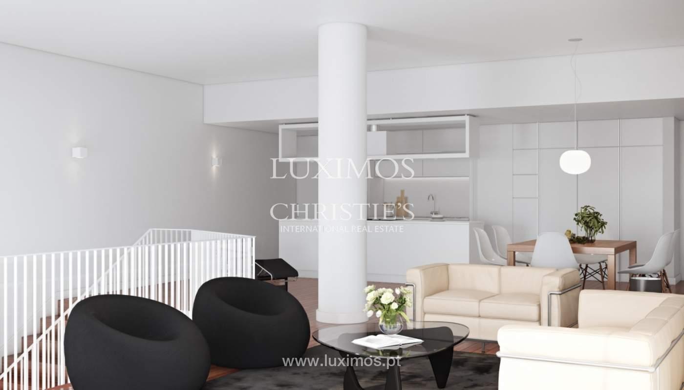 Apartamento nuevo con terraza y vistas al río, V.N.Gaia, Portugal_131058
