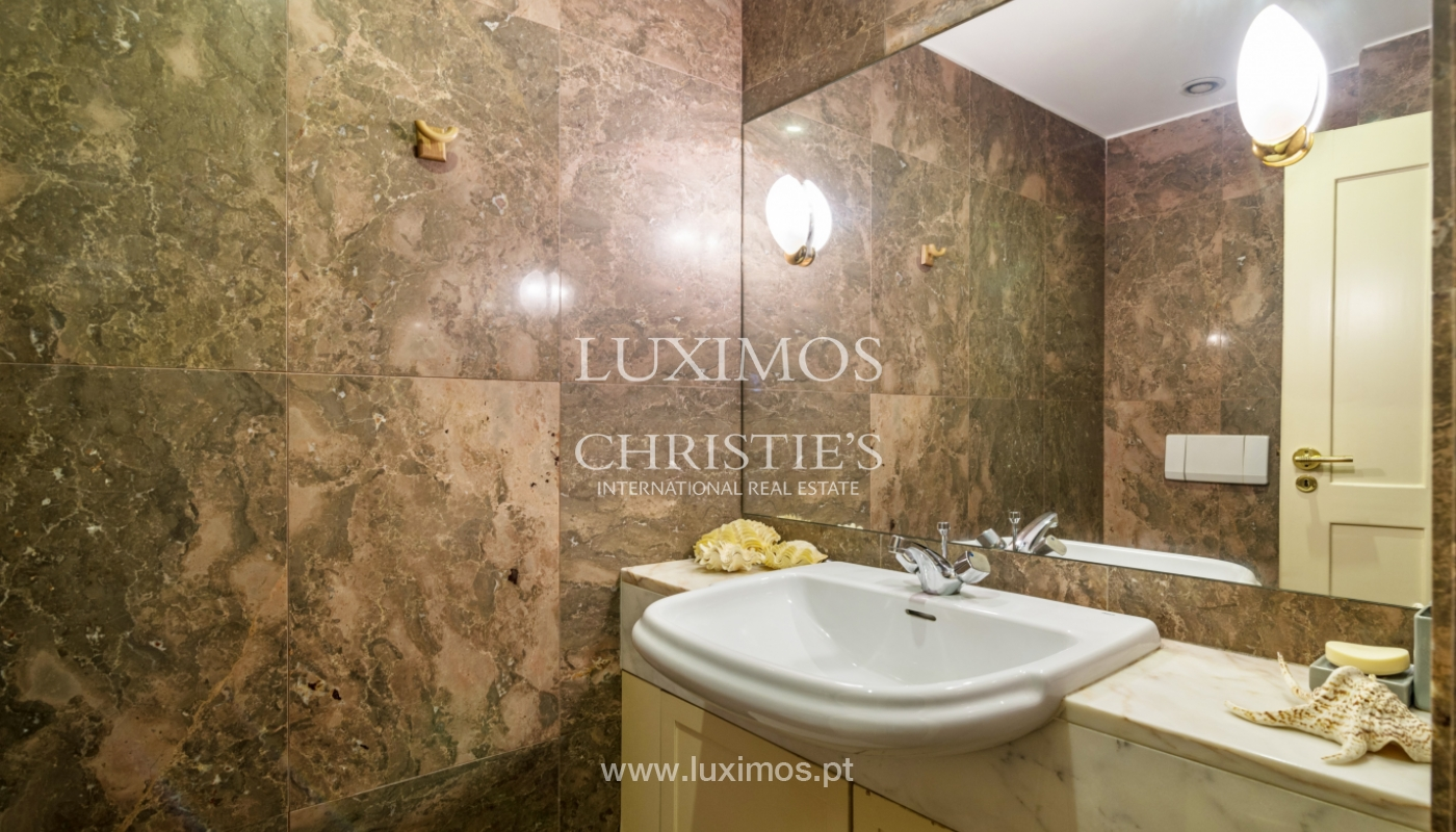 Luxury apartment, in private condominium, Foz Douro, Porto, Portugal_131733