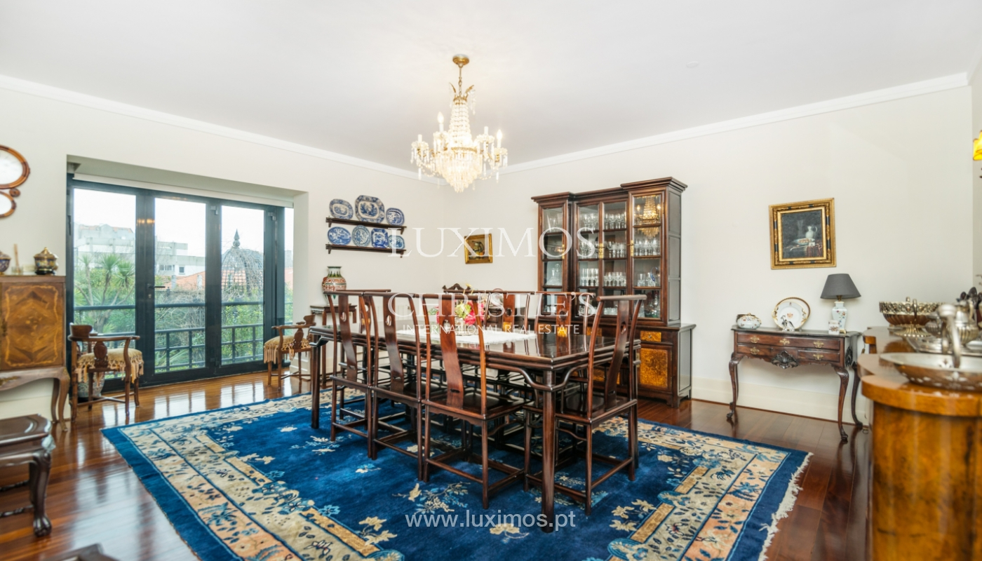 Luxury apartment, in private condominium, Foz Douro, Porto, Portugal_131736